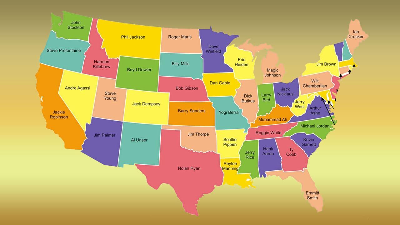 Estados y Paises Con Agrupaciones De Amor y Servicio