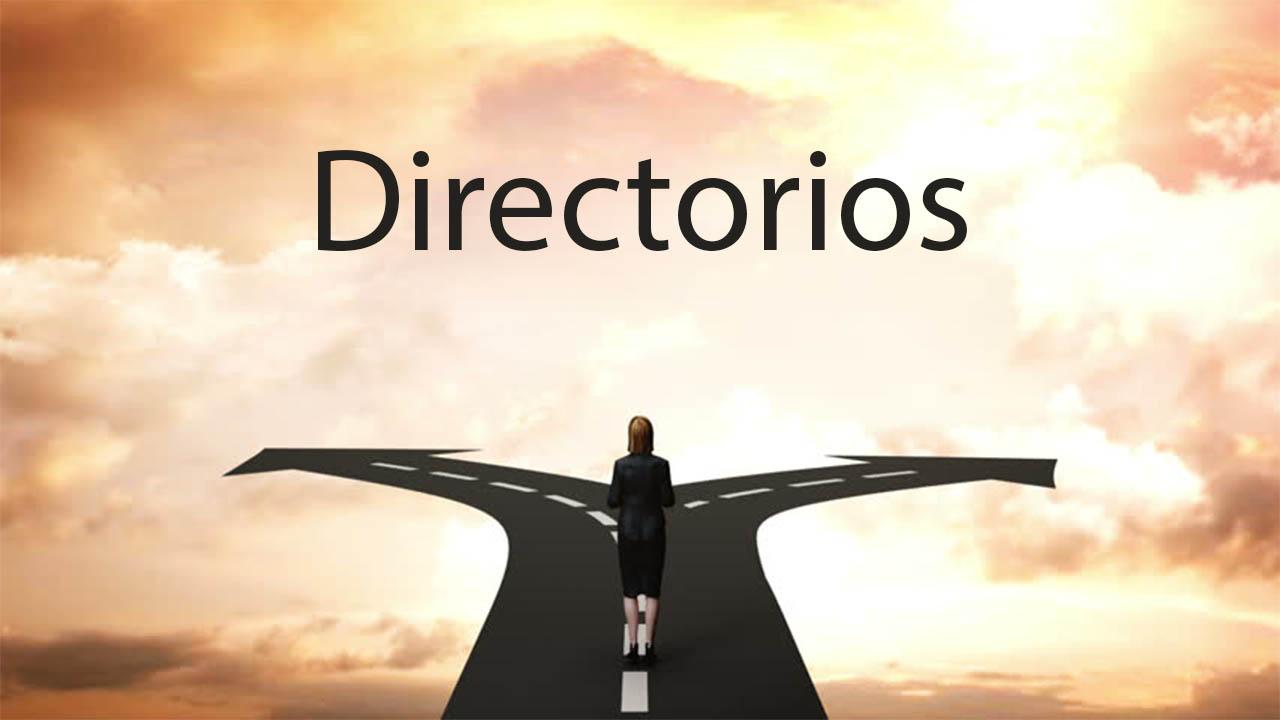 Directorio de Grupos
